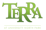 Terra at University North Park Apartments Logo