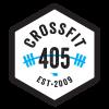 CrossFit 405 - OKC & Norman Logo
