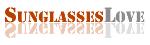 Sunglasses Love Logo
